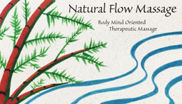 Natural Flow Massage in the West Seattle / Admiral District